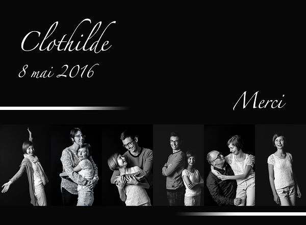 Communion de Clothilde Photographe belgique