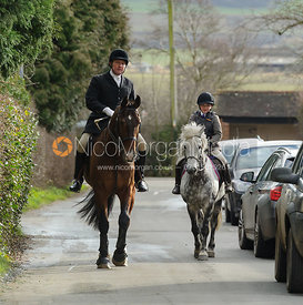 - The Belvoir Hunt at Hose