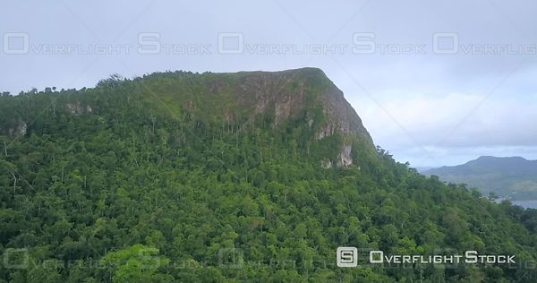 Mont Opao is the highest hill in Sicogon Island and it has become a symbol of the island. Drone Video Philippines