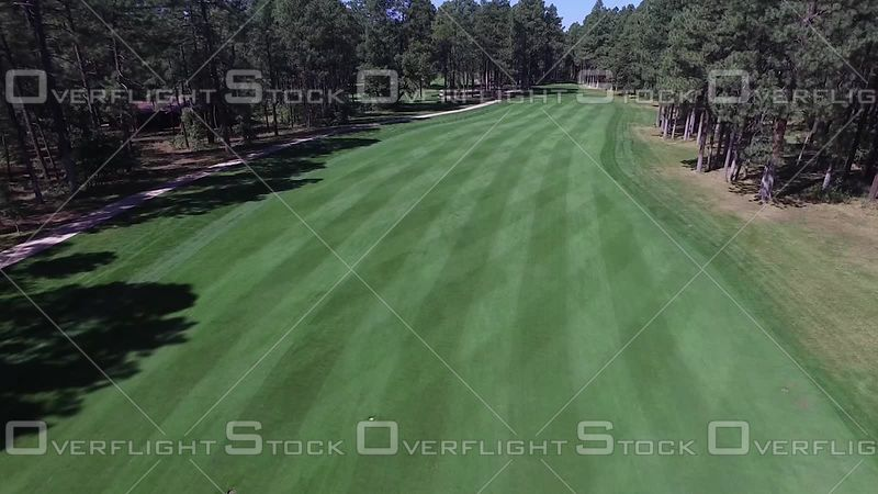 Checkerboard Fairway White Mountain Golf Arizona