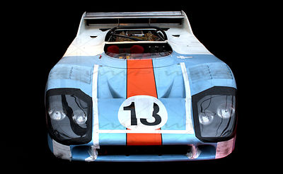 Porsche 917 - 10 Prototype 1970 Art Photographs