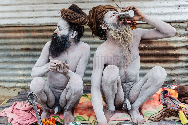 Arresting Sadhus Portrait Photography Religious Photography: Where In The World…? Lifestyle, Culture, Landscapes