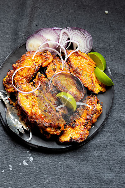 Indian Style Fried Fish
