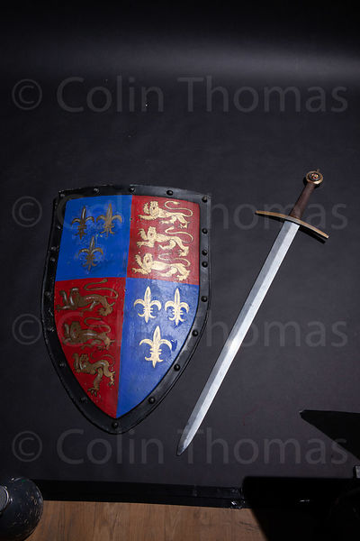 Sword and shield photos