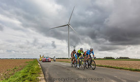 The Breakaway - Paris-Tours 2017