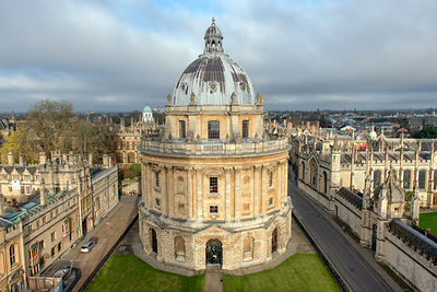 Oxford pictures