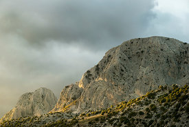 Andalusia mountain light