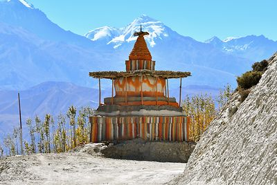 Upper Mustang...on the other side of Anapurna Range... photos