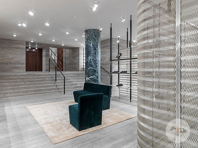 Brioni Flagship by David Chipperfield, Paris, France.