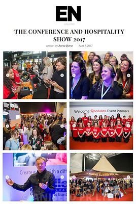 Exhibition News website gallery - CHS Show - April 2017