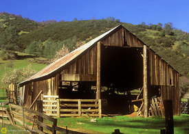 Barn #4 - Clark Valley