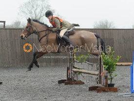 Ned Forryan - Class 3 - CHPC Eventer Trial, April 2015.