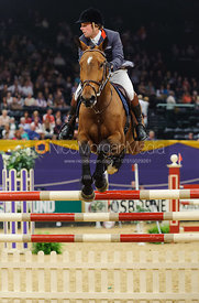 Robert Whitaker and Waterstone II - The Horse and Hound Foxhunter, Horse of the Year Show 2010
