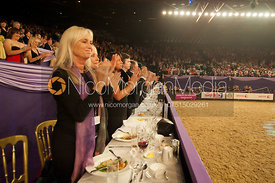 The Household Cavalry Ride - HOYS 2011