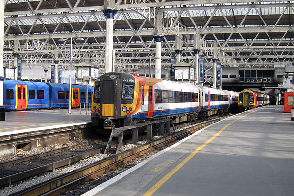 London Waterloo SWT