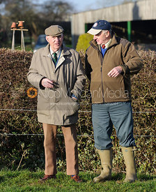 Foster Edwards - Belvoir Hunt at Grange Farm, Scalford 8/12