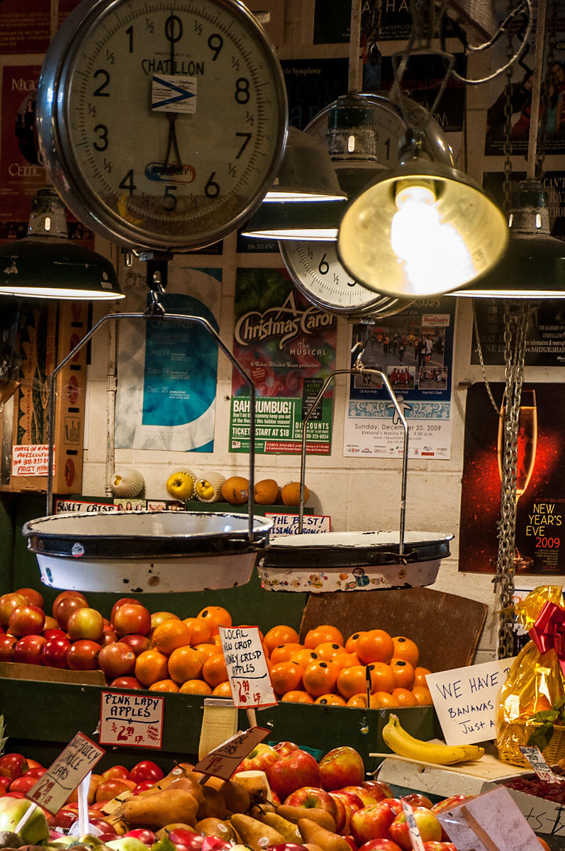 Pikes Place Market, Seattle, Washington