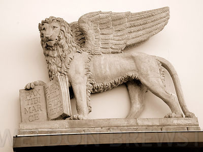 Florence Lion of St Mark
