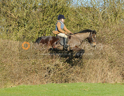 The Heythrop Hunt visit to the Cottesmore 16/2 photos