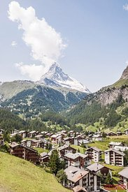 Zermatt and the Matterhorn, Switzerland