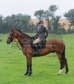 Jess Butler - The Cottesmore Hunt at Marefield 26/8