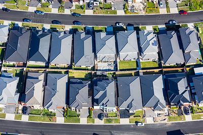 Housing Estate NW Sydney