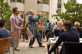 Festival da Jazz Free Sunday Morning Concerts 2014 St.Moritz