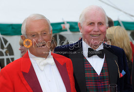 Robin Sturgess - Cottesmore Hunt Farmers' Ball 2013, Burley House.