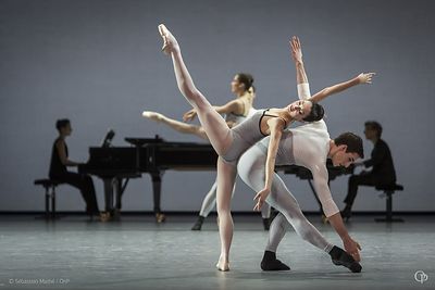 Ratmansky - Robbins - Balanchine - Peck photos