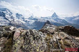 Matterhorn in summer, Zermatt, Switzerland