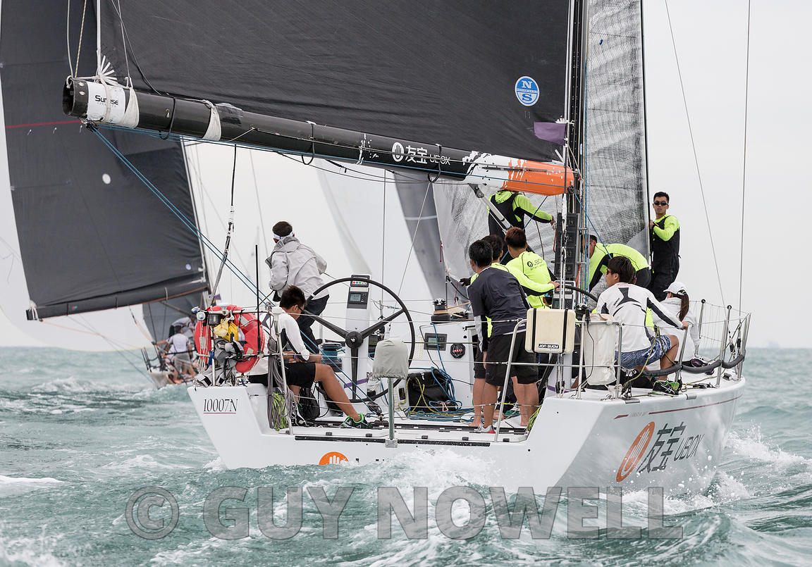 2017 Volvo China Coast Regatta
