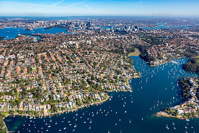 Mosman and Middle Harbour
