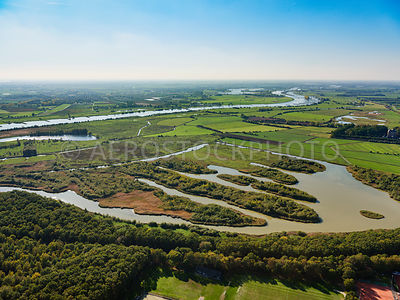 305347 | Amerongen, the Amerongse Bovenpolder, the floodplains of the Lower Rhine.