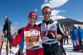 43rd Cross Country Engadin Marathon 2013