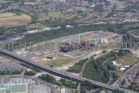 Blackburn Meadows Waste Water Treatment Plant Tinsley Sheffield