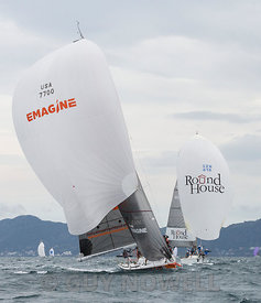 Emagine, Rerefine. Phuket King's Cup 2016.