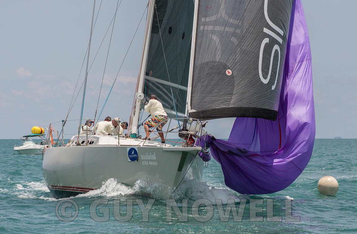 El Coyote. Top of the Gulf Regatta 2017