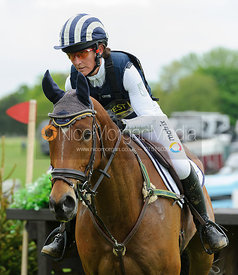 Caroline Powell and SHEPHERDS WATCH - Rockingham Castle International Horse Trials 2016