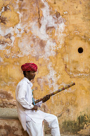 Ravanhatta player, Jaipur photos