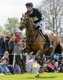 William Fox-PItt and OSLO - Cross Country - Mitsubishi Motors Badminton Horse Trials 2013.