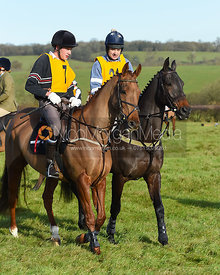 Jack Henty, Stuart Robinson - The Melton Hunt Club Ride