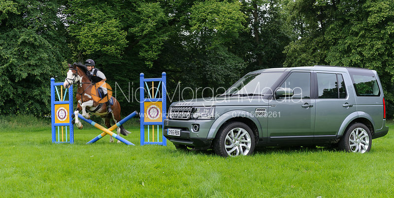 Burghley Pony Club Shoot for Land Rover photos