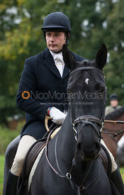 The Cottesmore Hunt meet in Somerby 6/11