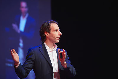 Events conference corporate theatre mark beaumont