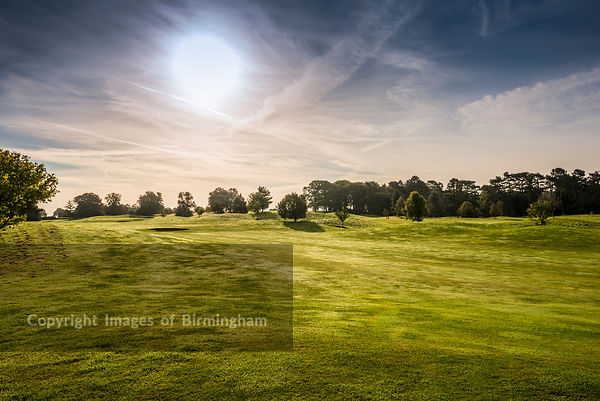 The Warwickshire Golf Course, Leek Wooton, Warwickshire.