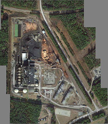 North Carolina, Capital Power, Southport Facility aerials