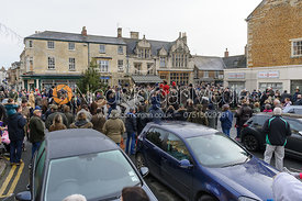 The Cottesmore Hunt in Uppingham 1/1
