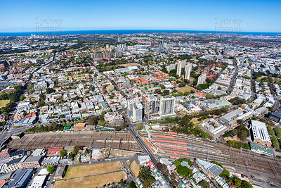 Redfern Wide Shot