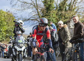 The Cyclist Philippe Gilbert - Paris-Nice 2016
