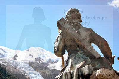 Chamonix Mont Blanc Art Photographs